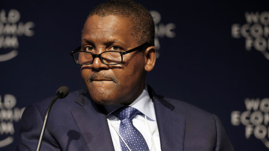 COVID-19: Dangote cement sacks over 3000 workers