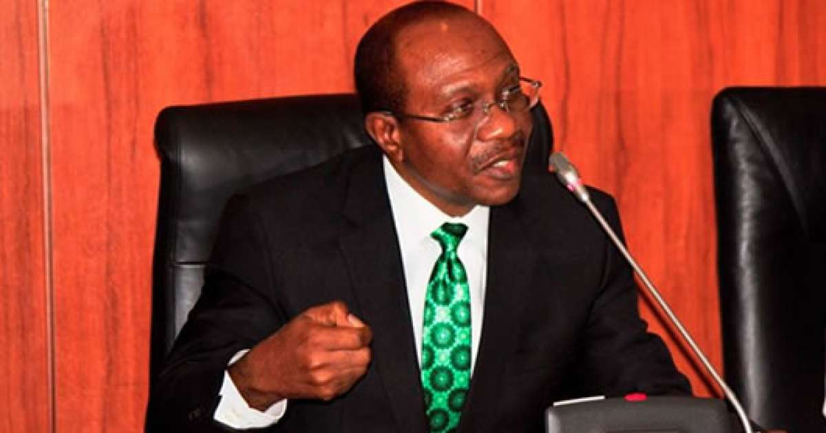 'It will be irresponsible for CBN to refuse to support govt,' Emefiele reacts to money printing allegations