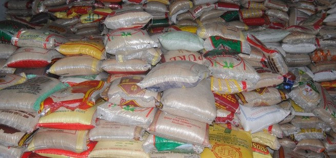 Border closure: Nigerians resort to locally produced rice