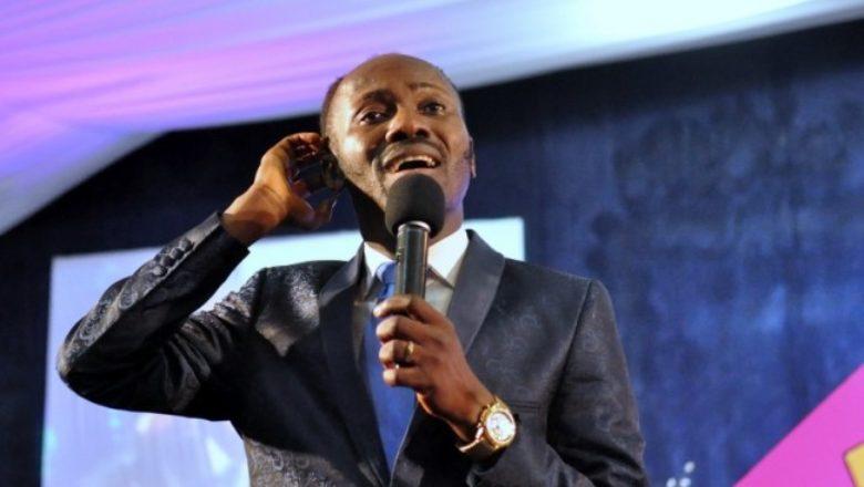 Buhari Vs Atiku: What The Lord Told Me – Apostle Johnson Suleman