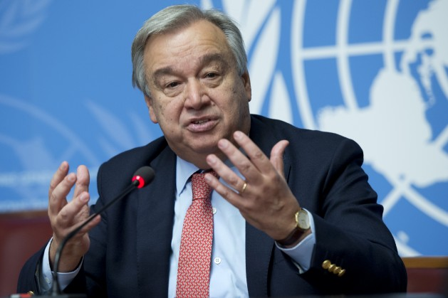 'Governments must do more to listen to people demanding change,' says UN Secretary-General