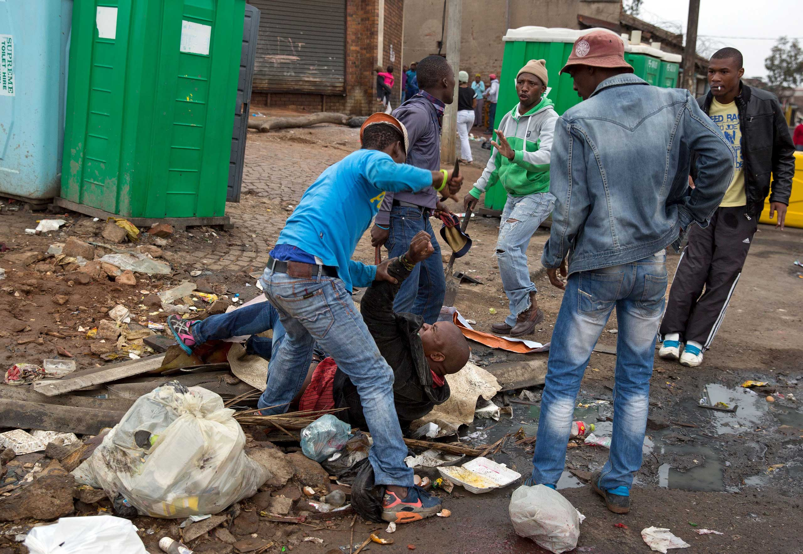 No Nigerian died in xenophobic attacks– FG