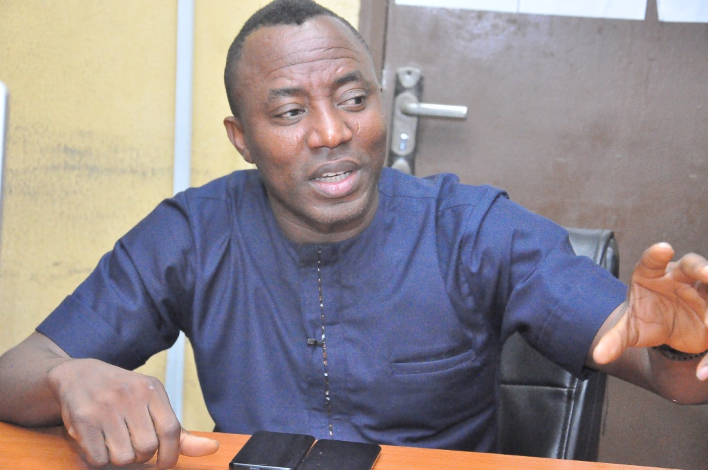 Court summons DSS, Police, over Sowore's detention
