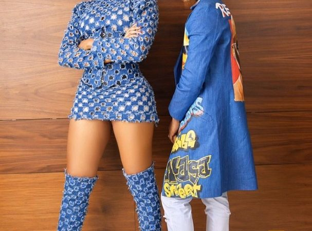 Revealing stunning designs at Headies 2019 Awards