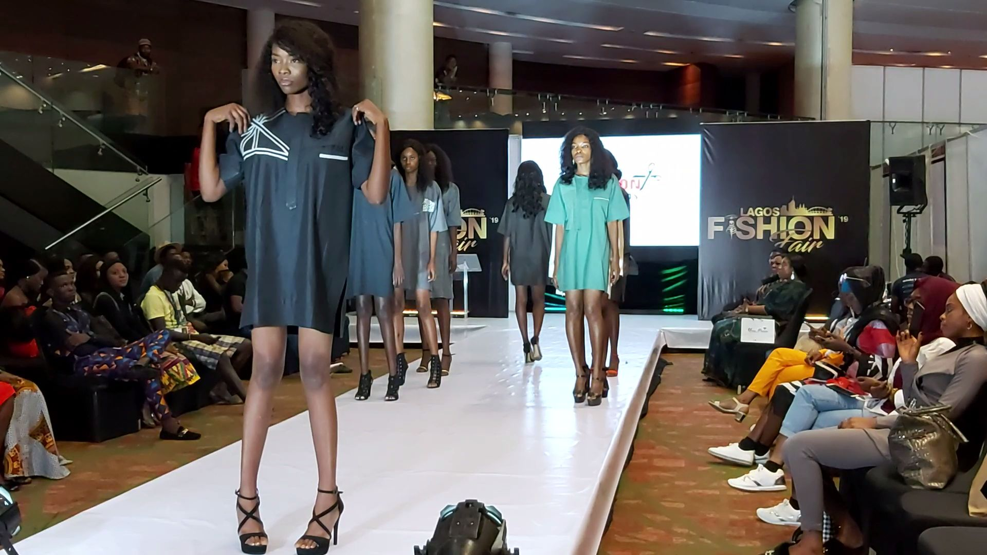 Fashion fair: Lagos excites fashionistas with haute coutures