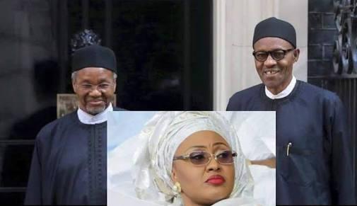 Aisha Buhari laments suppression by Presisdent Buhari's nephew atvilla