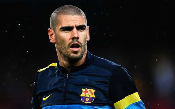 Barcelona sacks Valdes as youth coach amid rumours of Kluivert bust-up