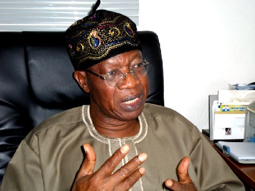 'CNN's report on Lekki shootings lack balance and fairness,' Lai Mohammed argues