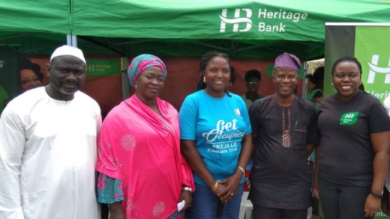 Heritage Bank empowers 2000 female entrepreneurs via financial inclusivity initiatives