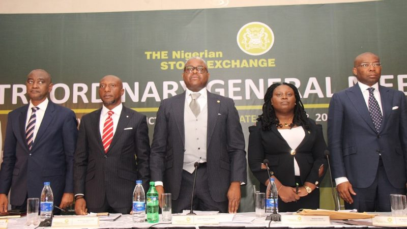 Finally, NSE becomes public company, offers 2.5 billion ordinary shares for grabs