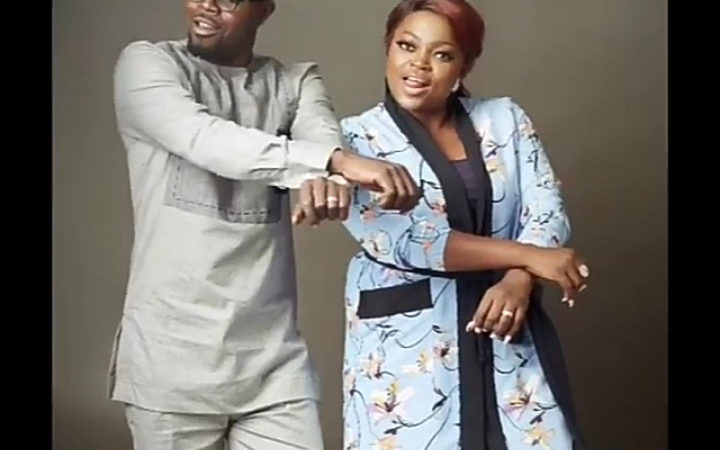 Revealed! Video of Funke Akindele and husband's court session, Police arrest, others
