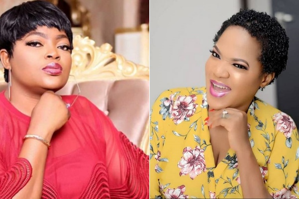 'Please let's not drag anyone down',Toyin Abraham reacts