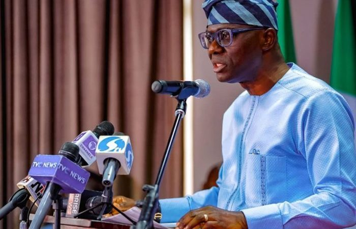 Coronavirus: 10 aides infected in Lagos governor's office
