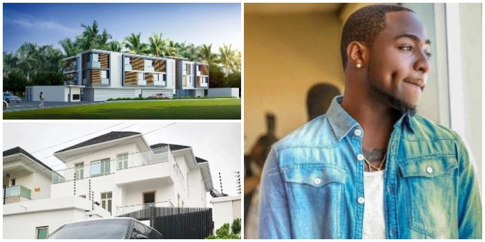 Davido's new Banana Island mansion stirs reactions