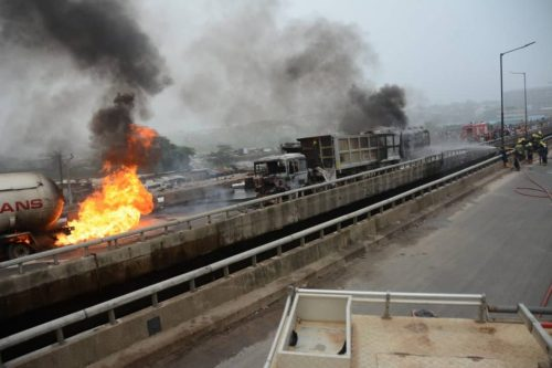 Integrity Tests: FG shuts bridge along Lagos-Ibadan expressway