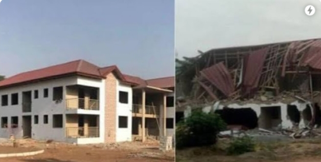 Outrage as Nigerians reject Ghanaian President's apology over demolition of High Commission's residence
