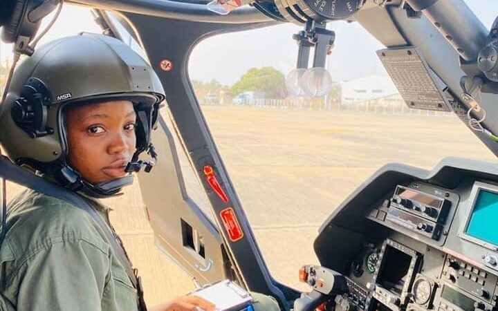 Nigerian Air Force immortalises Arotile, first female combat pilot