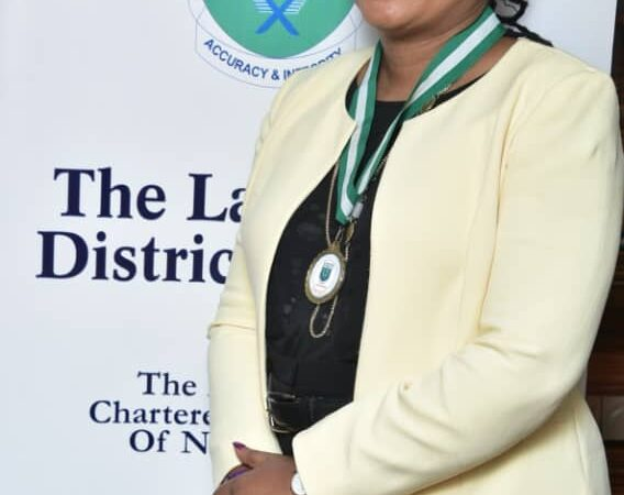 BOCCIMA DG emerges youngest female ICAN Lagos, District society chairman