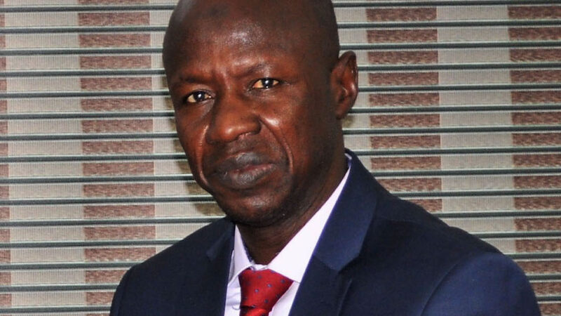 'We did not arrest Magu,' says DSS