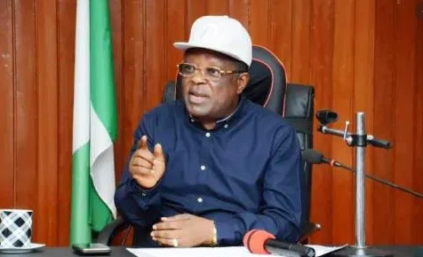 Ebonyi governor tests positive for coronavirus