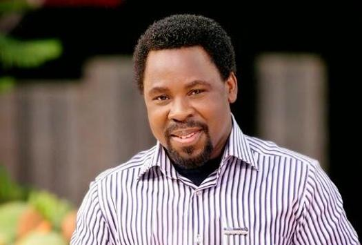 TB Joshua announces readiness to pray for COVID-19 patients