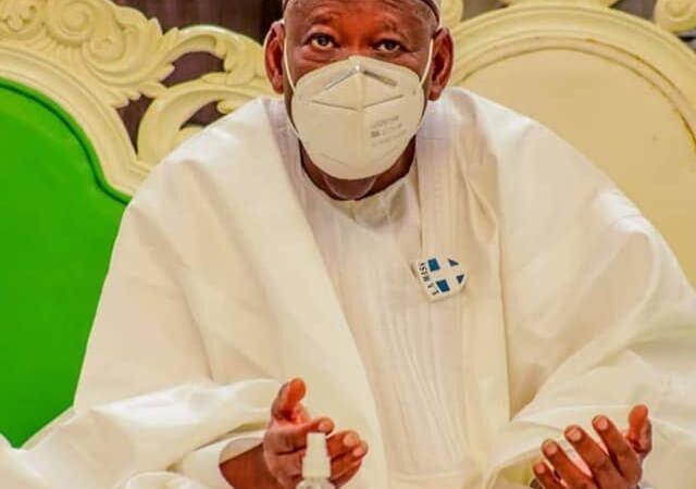 Ganduje vows to sign death warrant of singer convicted of blasphemy if…