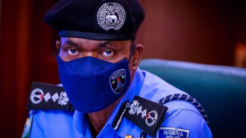 Defiance! Police mounts checkpoint amidst ban by IGP