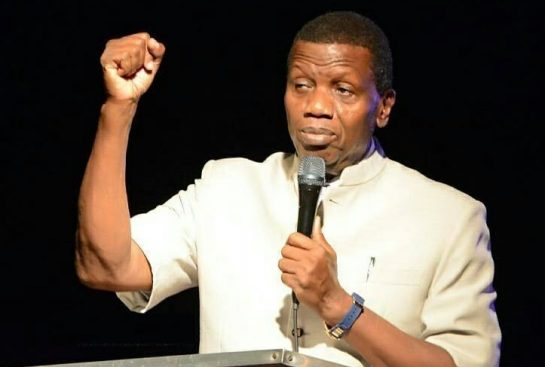 'Restructure or we break up,' Adeboye warns Buhari