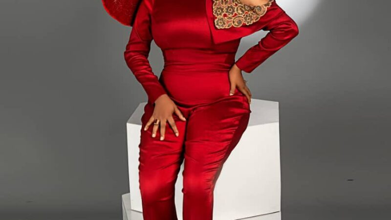 See ravishing photos of Toyin Abraham as she clocks 40