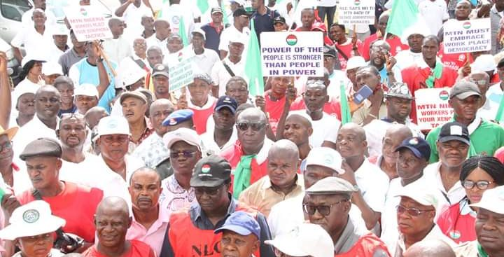 Why NLC is threatening indefinite strike?