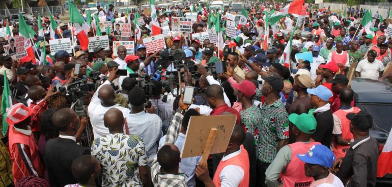 Court restrains NLC, TUC over impending strike