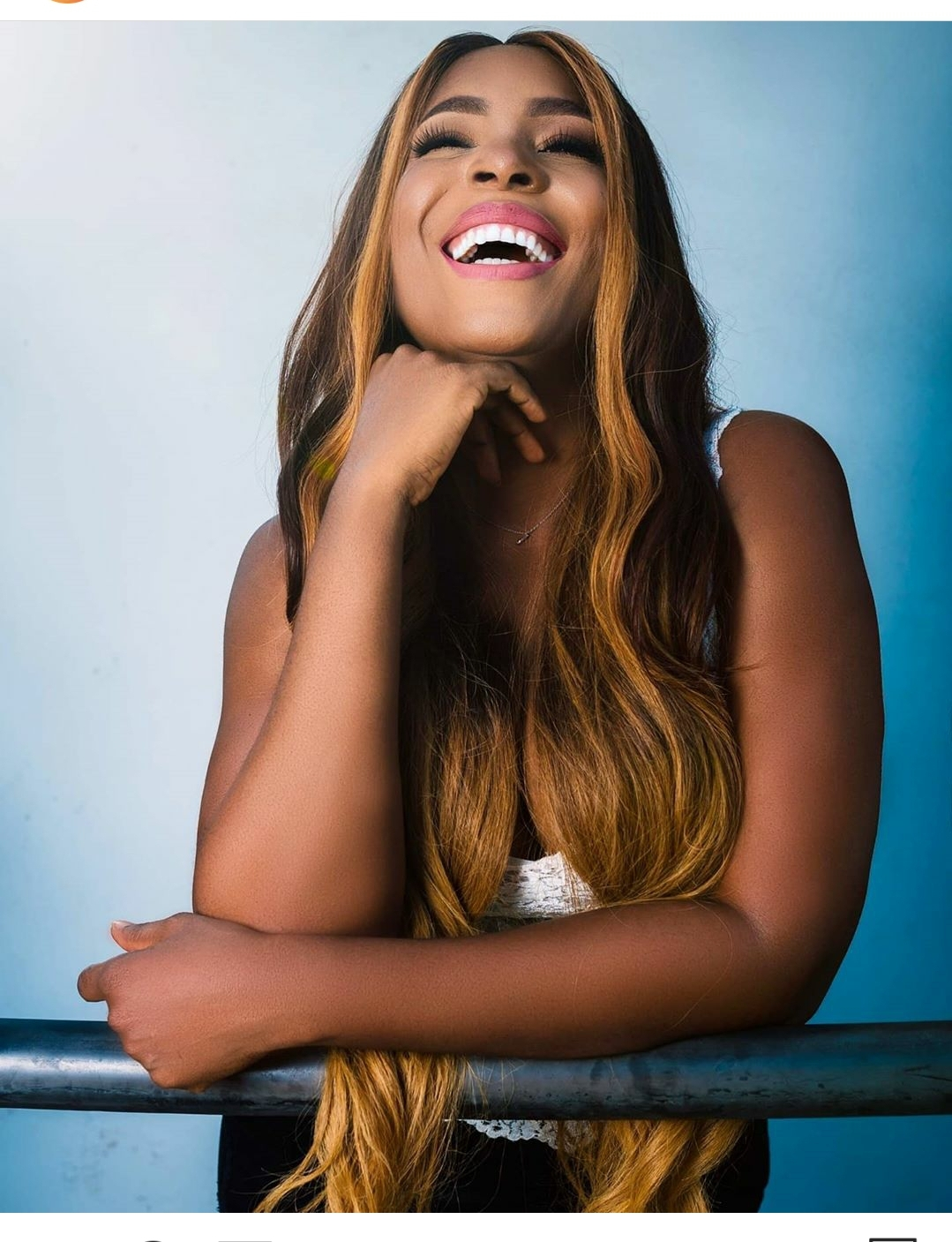 'There's nothing sexier than a woman with her own money,' Linda Ikeji jubilates at 40