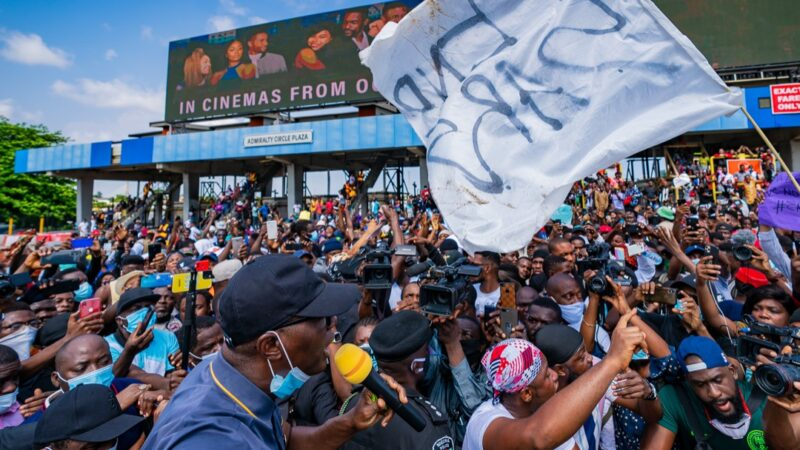#EndSars: Sanwo-olu orders Police to release all arrested protesters