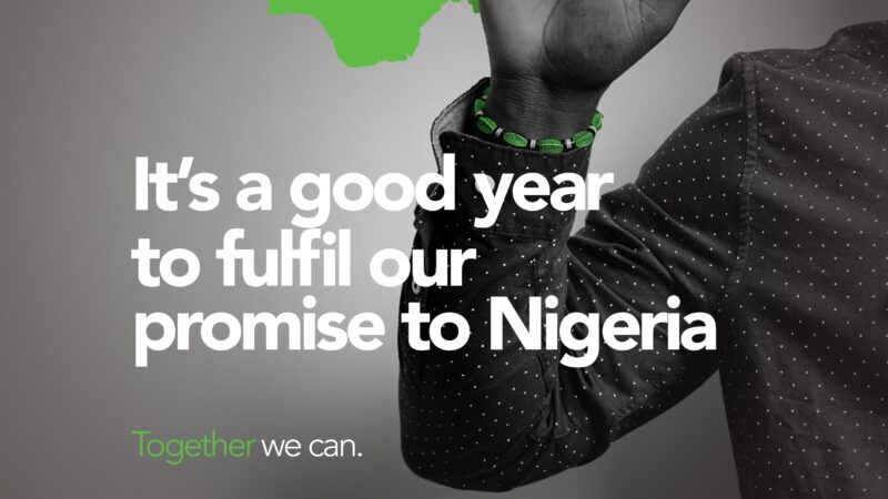 "Nigeria at 60: Heritage Bank rewards Nigerians for ""National Pledge"" pidgin recitation"