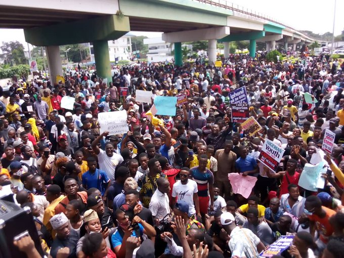 #EndSARS protest: UK Parliament considers imposing sanctions on Nigeria