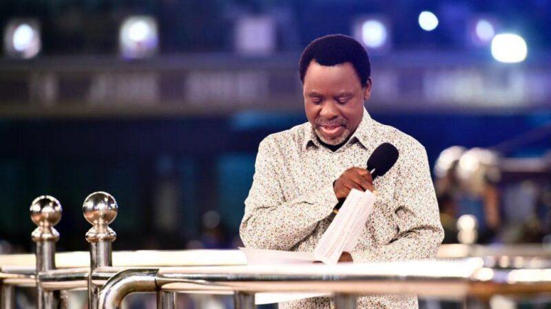 TB Joshua prophesied about US Supreme Court decision' — SCOAN