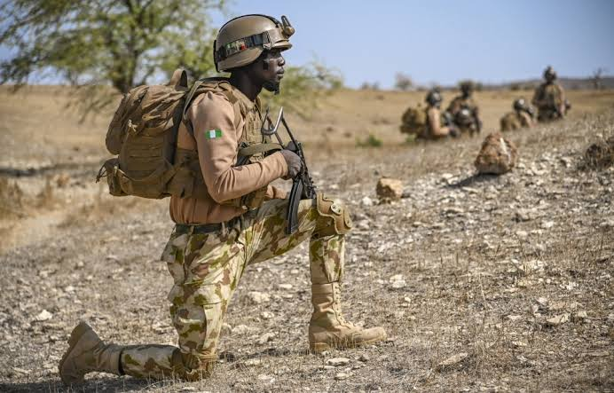 Why 127 soldiers resigned from Nigerian Army
