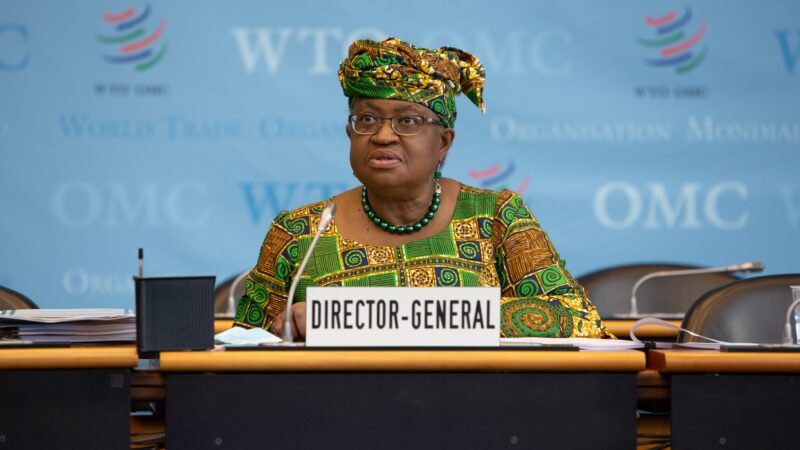 Ngozi Okonjo-Iweala assumes office as first female DG at WTO (Photos)