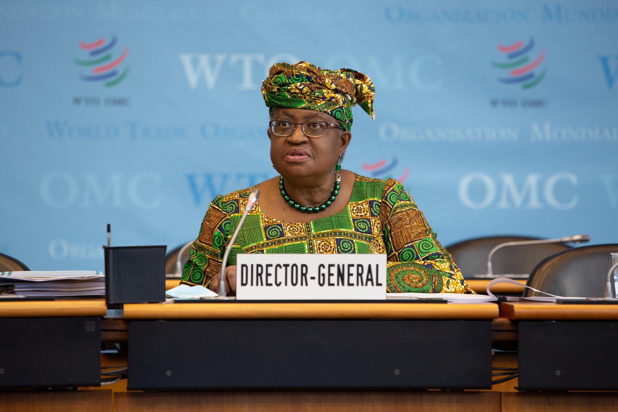 Ngozi Okonjo-Iweala assumes office as first female DG at WTO (Photos)