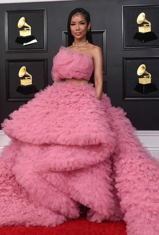What they wore at 63rd Grammys