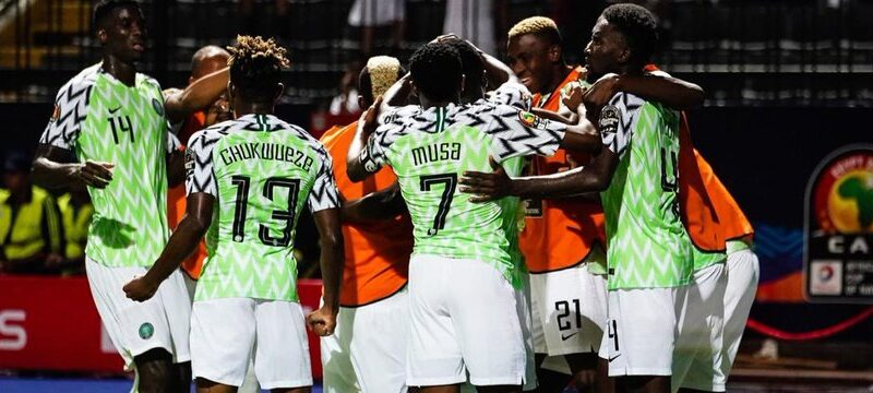 FIFA reveals latest ranking of Nigeria's Super Eagles