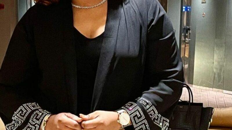 Omotola looks charming in Kimono
