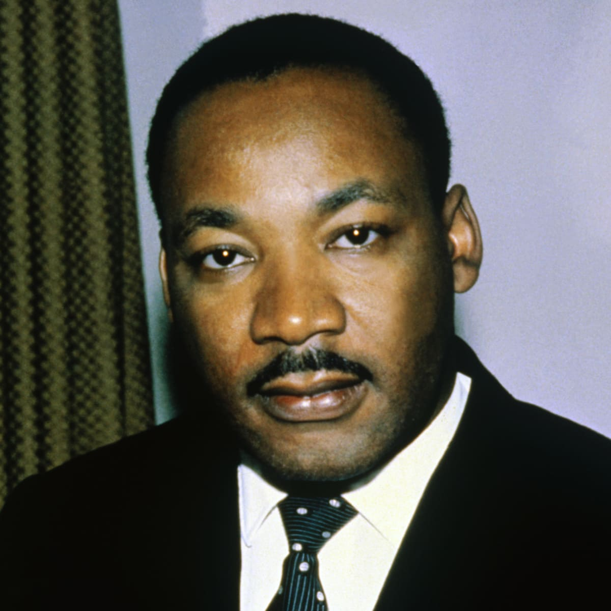Martin Luther King III pen touching notes on 53rd anniversary of father's death