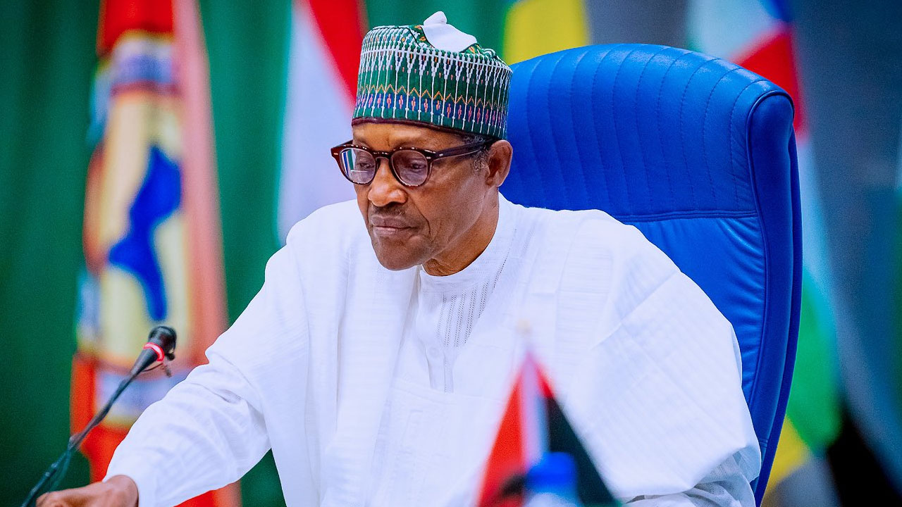 Twitter deletes Buhari's tweet for violating Twitter policy