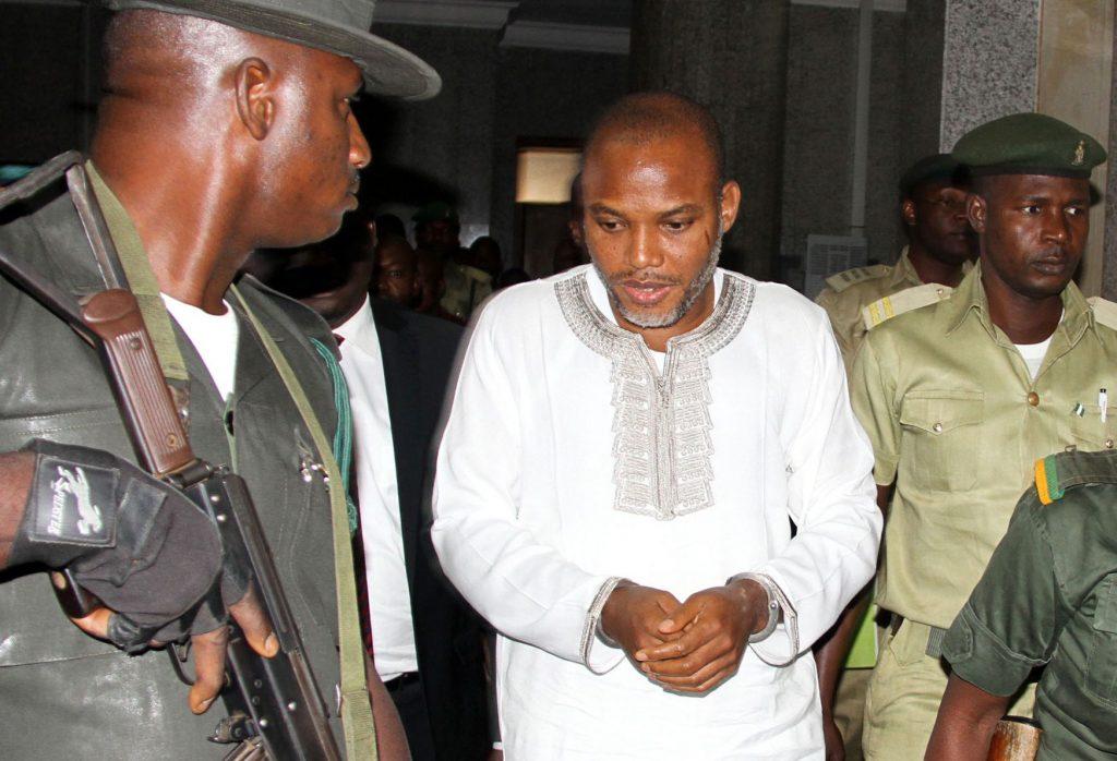Cleric prophesies death of IPOB leader, Nnamdi Kanu in DSS custody