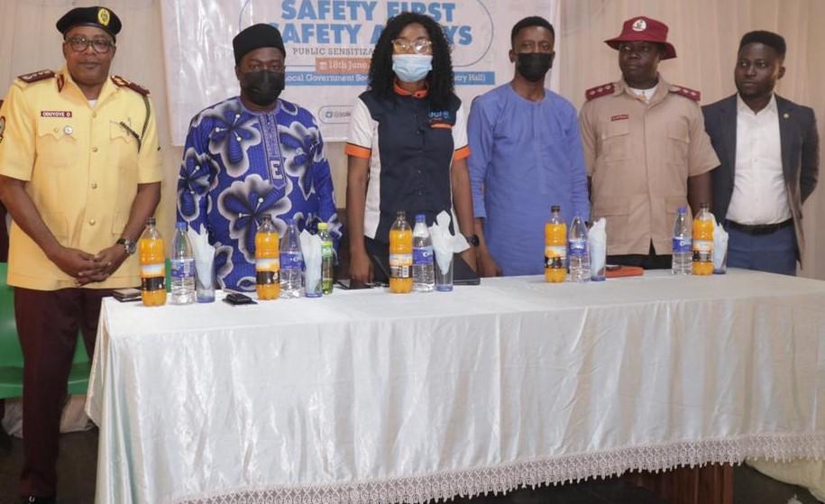 Road Safety, LASTMA Laud JCI Ikeja on Defensive Campaign