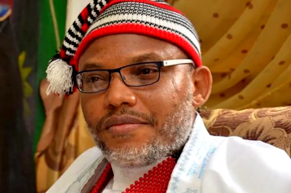 Why Nnamdi Kanu was absent in court for trial