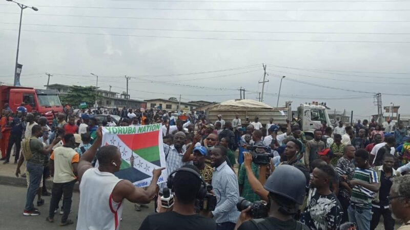 Yoruba nation: Call for self determination heightens (In photos and videos)