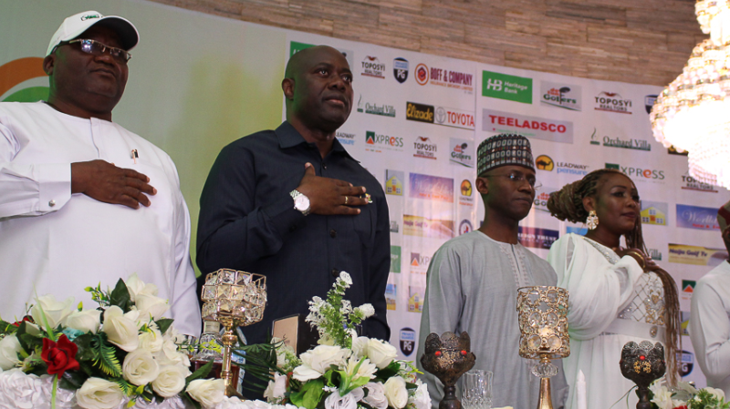 Stakeholders laud Heritage Bank for supporting Ibadan Golf Club