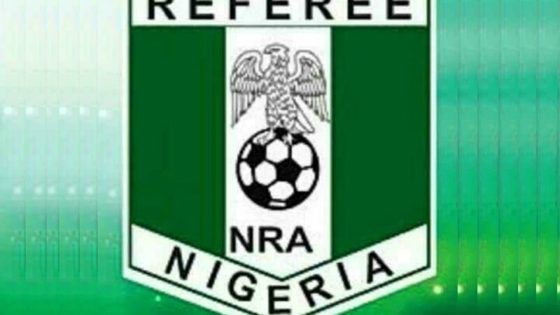 NRA, NFF officials trade blames as referees lament nonpayment of indemnities